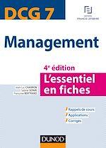 Télécharger le livre :  DCG 7 - Management - 4e éd.