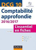 Télécharger le livre :  DCG 10 - Comptabilité approfondie 2016/2017 - 6e éd.