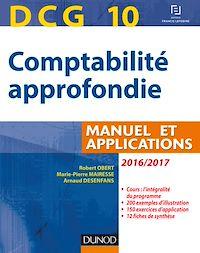 DCG 10 - Comptabilité approfondie 2016/2017 - 7e éd.