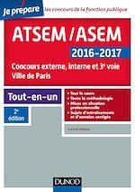 Télécharger le livre :  ATSEM/ASEM 2016-2017 - 2e éd.