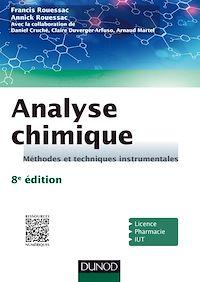 Analyse chimique - 8e éd.