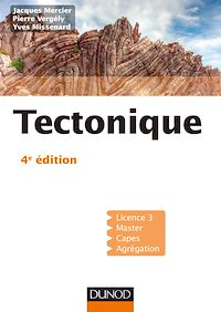 Tectonique - 4e éd.