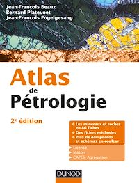 Atlas de pétrologie - 2e éd.