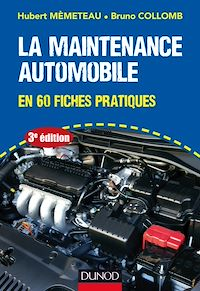 La maintenance automobile - 3e éd.