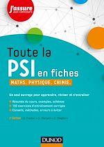 Télécharger le livre :  Toute la PSI en fiches - 2e éd.