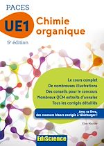 Télécharger le livre :  Chimie organique - UE1 PACES - 5e ed.