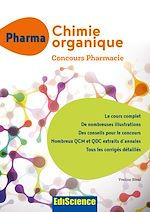 Télécharger le livre :  PACES Chimie organique - Concours Pharmacie