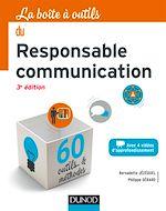 Télécharger le livre :  La Boîte à outils du Responsable Communication - 3e éd.