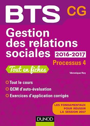 Téléchargez le livre :  Gestion des relations sociales 2016-2017
