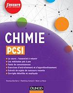 Télécharger le livre :  Chimie PCSI