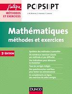 Télécharger le livre :  Mathématiques Méthodes et Exercices PC-PSI-PT - 3e éd.