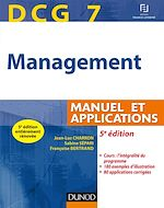 Télécharger le livre :  DCG 7 - Management - 5e éd.