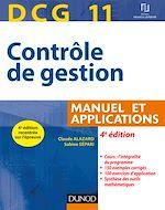 Télécharger le livre :  DCG 11 - Contrôle de gestion - 4e éd.