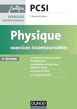 Télécharger le livre :  Physique Exercices incontournables PCSI - 4e éd.