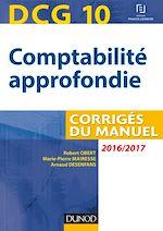 Télécharger le livre :  DCG 10 - Comptabilité approfondie 2016/2017 - 7e éd