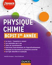 Télécharger le livre : Physique-Chimie BCPST 1re année