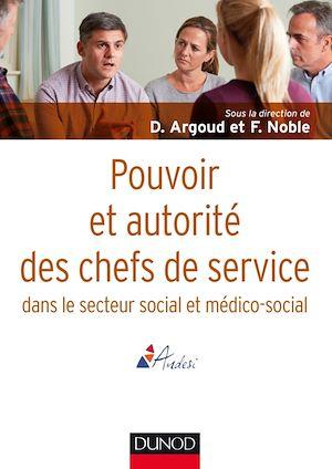 Téléchargez le livre :  Pouvoir et autorité des chefs de service