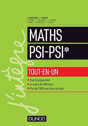 Téléchargez le livre :  Mathématiques tout-en-un PSI / PSI*