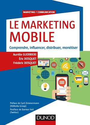Téléchargez le livre :  Le Marketing mobile