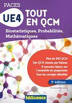 Télécharger le livre :  UE4 Tout en QCM - PACES - 3e éd.