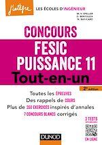 Télécharger le livre :  Concours FESIC Puissance 11 - 2e éd.