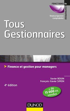 Téléchargez le livre :  Tous gestionnaires - 4e éd.
