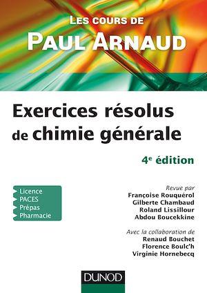 Téléchargez le livre :  Les cours de Paul Arnaud - 4e éd.