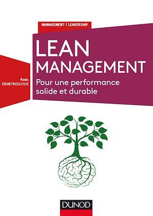Téléchargez le livre :  Lean Management