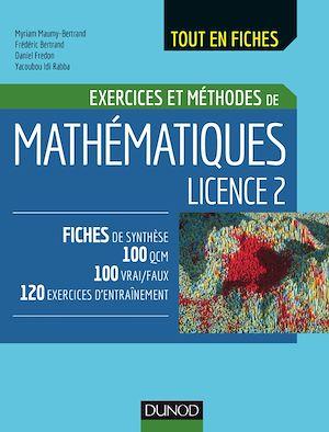 Téléchargez le livre :  Mathématiques Licence 2