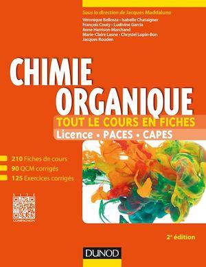 Téléchargez le livre :  Chimie organique - 2e éd