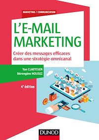 Télécharger le livre : L'E-mail marketing - 4e éd.