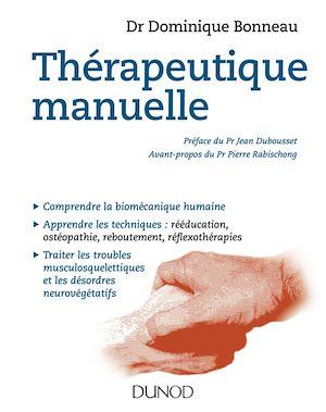 Téléchargez le livre :  Thérapeutique manuelle