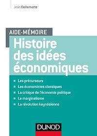 Télécharger le livre : Aide-mémoire - Histoire des idées économiques