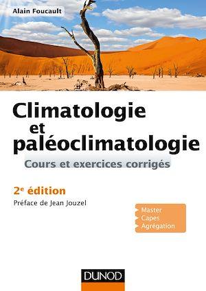 Téléchargez le livre :  Climatologie et paléoclimatologie - 2e éd.