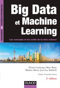 Big Data et Machine Learning - 2e éd.