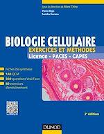 Télécharger cet ebook : Biologie cellulaire - Exercices et méthodes - 2e éd.