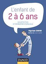 Télécharger le livre :  L'enfant de 2 à 6 ans - 7e éd.