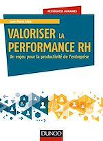 Télécharger le livre :  Valoriser la performance RH
