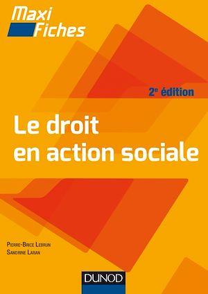 Téléchargez le livre :  Maxi-fiches - Le droit en action sociale