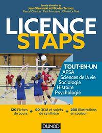 Licence STAPS Tout-en-Un