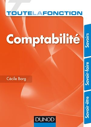 Téléchargez le livre :  Toute la fonction Comptabilité