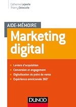 Télécharger le livre :  Aide mémoire - Marketing digital