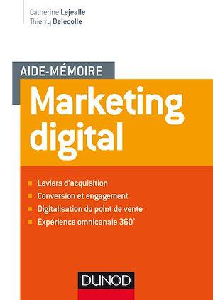 Téléchargez le livre :  Aide mémoire - Marketing digital