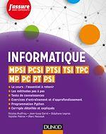 Télécharger le livre :  Informatique - MPSI, PCSI, PTSI, TSI, TPC, MP, PC, PT, PSI