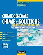 Télécharger le livre :  Chimie générale : chimie des solutions