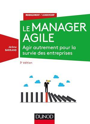 Téléchargez le livre :  Le manager agile - 3e éd.