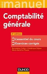 Télécharger le livre :  Mini manuel de comptabilité générale - 3e éd.