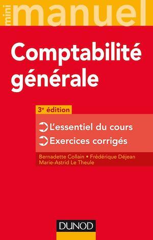Téléchargez le livre :  Mini manuel de comptabilité générale - 3e éd.