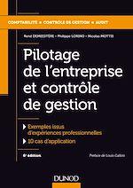 Télécharger cet ebook : Pilotage de l'entreprise et contrôle de gestion - 6e éd.