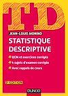 Téléchargez le livre numérique:  TD de statistique descriptive - 5e éd.